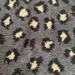 LOFT Skirts - Loft Petites Leopard Print Pencil Skirt
